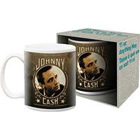 Johnny Cash- Sepiatone Pic coffee mug