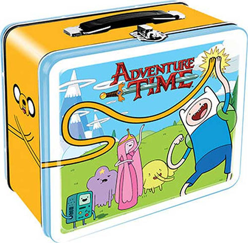 Adventure Time lunch box (Sale price!)