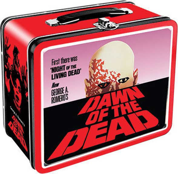 Dawn Of The Dead lunch box