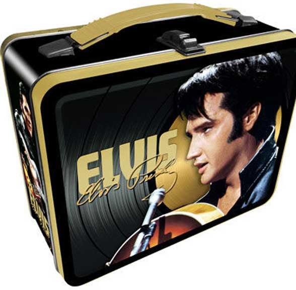 Elvis Presley- Elvis 68 lunch box