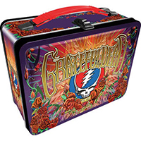 Grateful Dead- Tie Dye lunch box