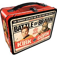 Star Trek- Kirk Vs Gorn Fun Box (lunch box/tin tote)