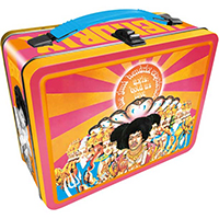 Jimi Hendrix- Axis, Bold As Love lunch box