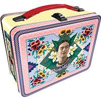 Frida Kahlo Fun Box (lunch box/tin tote)