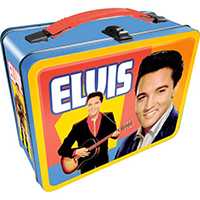 Elvis Presley- Retro lunch box