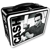 Johnny Cash Fun Box (lunch box/tin tote)
