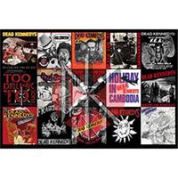 Dead Kennedys- Album Montage poster