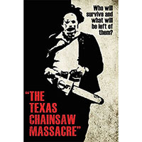 Texas Chainsaw Massacre- Who Will Survive poster