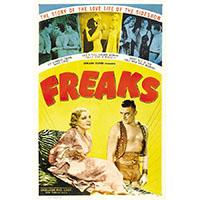 Freaks- Movie poster