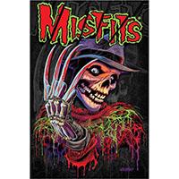 Misfits- Nightmare Fiend Poster