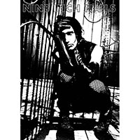 Nine Inch Nails- Caged Poster
