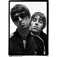Oasis- London 1994 Poster