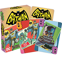 Batman (TV Show) Playing Cards