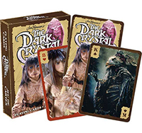 Dark Crystal Playing Cards