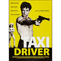 Taxi Driver- Movie poster