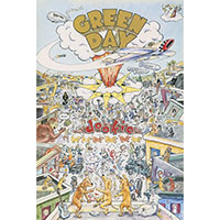 Green Day- Dookie poster