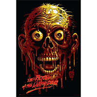 Return Of The Living Dead- Tarman poster (B1)