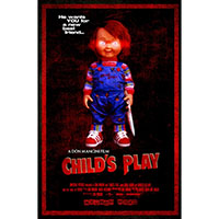 Child's Play- He Wants YOU For A New Best Friend poster