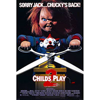 Child's Play 2- Sorry Jack...Chucky's Back poster