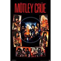 Motley Crue- Shout At The Devil poster (A10)