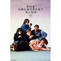 Breakfast Club- Cast poster