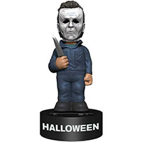Halloween- Michael Myers Solar Powered Body Knocker by NECA