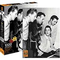 Million Dollar Quartet 1000 Piece Puzzle
