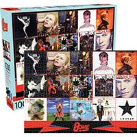 David Bowie- Discography 1000 Piece Puzzle