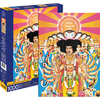 Jimi Hendrix- Axis Bold As Love 1000 Piece Puzzle