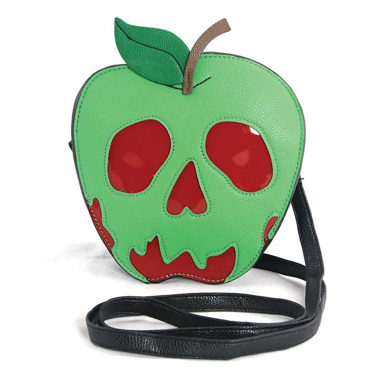 Sleepyville Poison Apple Shoulder Bag