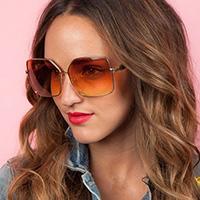 Escalate Round Frame Sunglasses - assorted colors  #1