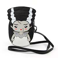 Frankenstein's Bride Crossbody Sleepyville Bag by Comeco