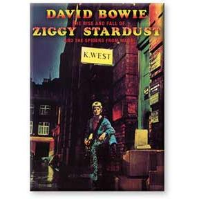 David Bowie- Ziggy Stardust magnet