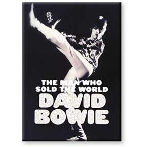 David Bowie- The Man Who Sold The World magnet