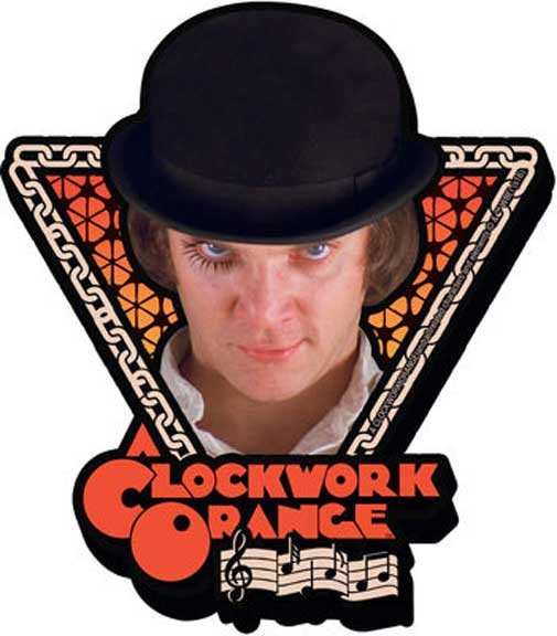 Clockwork Orange- Alex chunky magnet