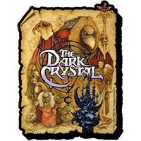 Dark Crystal chunky magnet