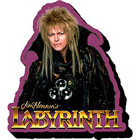 Labyrinth- Jareth (Bowie) chunky magnet