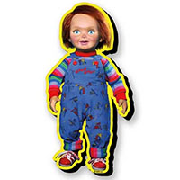 Child's Play- Chucky chunky magnet