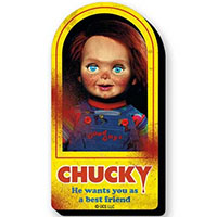 Child's Play- He Wants You As A Best Friend chunky magnet