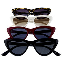 Women's High Point Stoneflint Cat Eye Sunglasses (Various Colors)