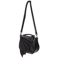 Gwendolyn Bat Wing Bag by Banned Apparel