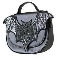 Bellatrix Shoulder Bat Bag by Banned Apparel