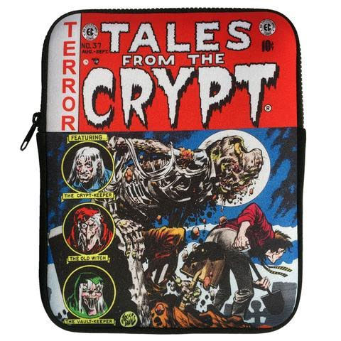 Tales From the Crypt Pouch Bag by Kreepsville 666