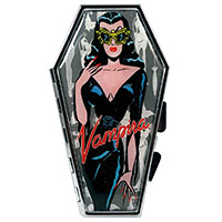 Vampira Coffin Compact / Mirror by Kreepsville 666