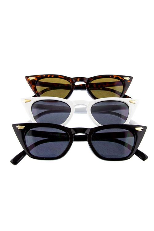 Women's Classic Cat Eye Sunglasses (Various Colors)