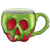Disney Villains- Poison Apple Ceramic 3D Sculpted 20oz Mug