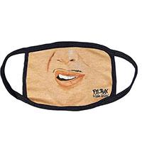 John Waters Smile Facemask by Kreepsville 666