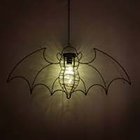 Solar Powered Bat Lantern Light by Alchemy England