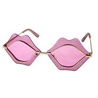 Women's Lips Kiss Sunglasses