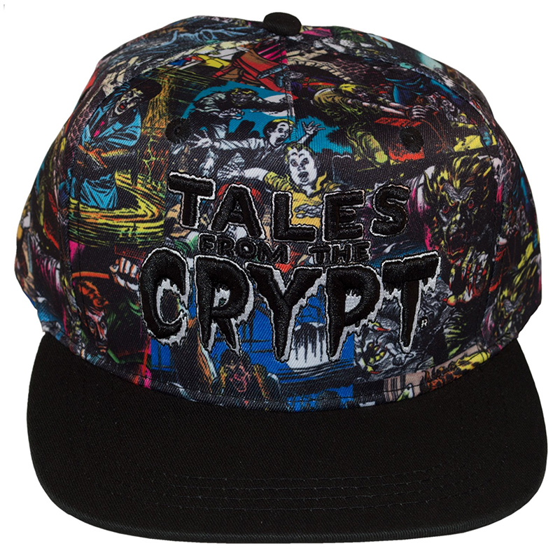 8d033b8a2ef Tales From The Crypt - Clockwork Crypt Keeper on a black guys shirt ...